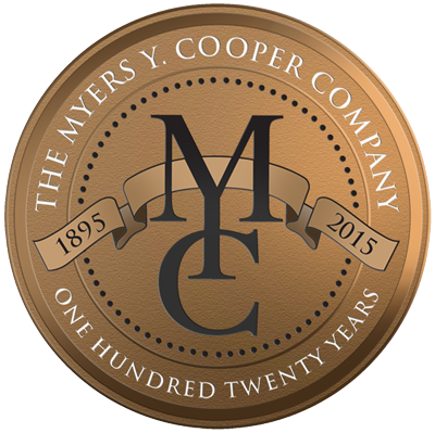 Myers Y Cooper coin
