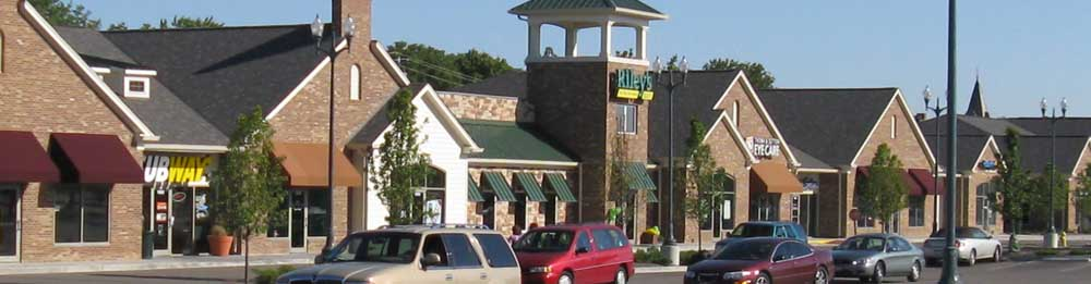 Springdale Town Center 1